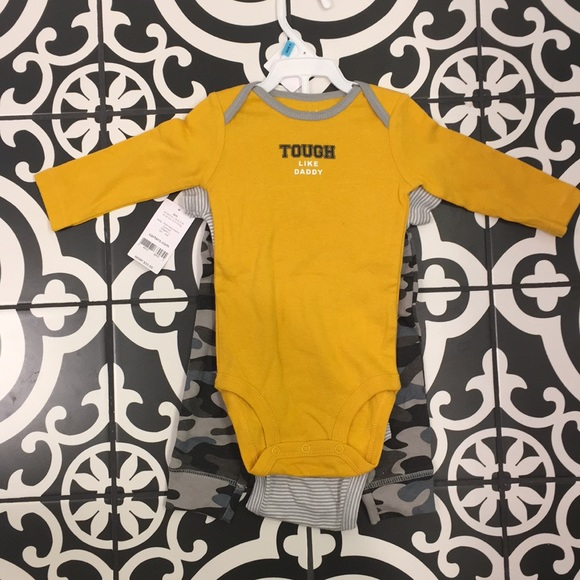 Baby Boy Carter/'s 3 piece snuggle set NWT $22 size 12 months